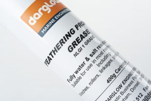 Feathering propeller grease