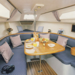 Westerly Spirit interior