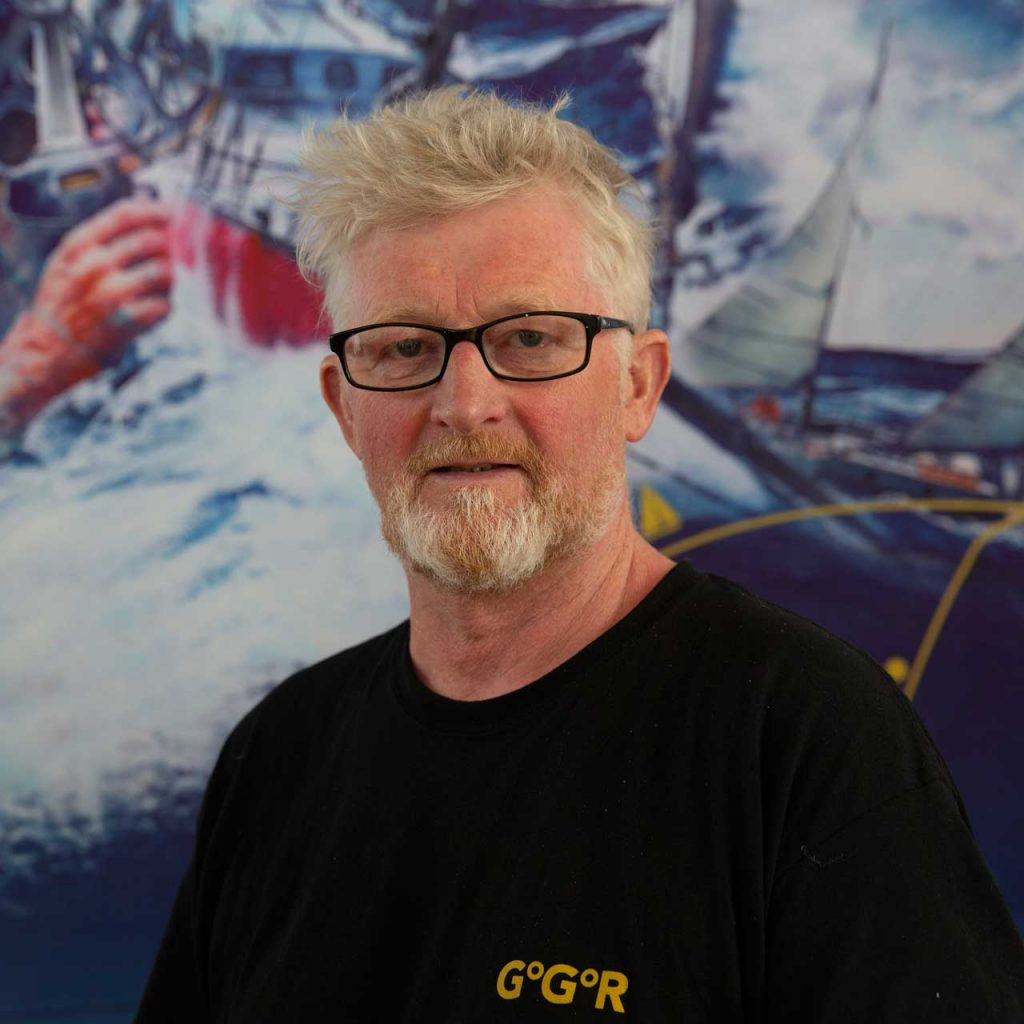 Pat Lawless Golden Globe Race 2022